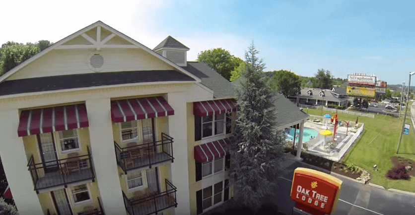Why Oak Tree Lodge is #1 on the List of Fun Hotels in Pigeon Forge TN