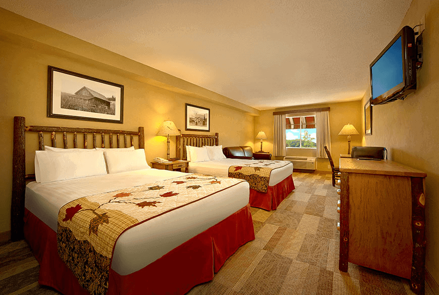 4 Reasons Why Our Pigeon Forge Hotel Suites are the Best Place to Vacation