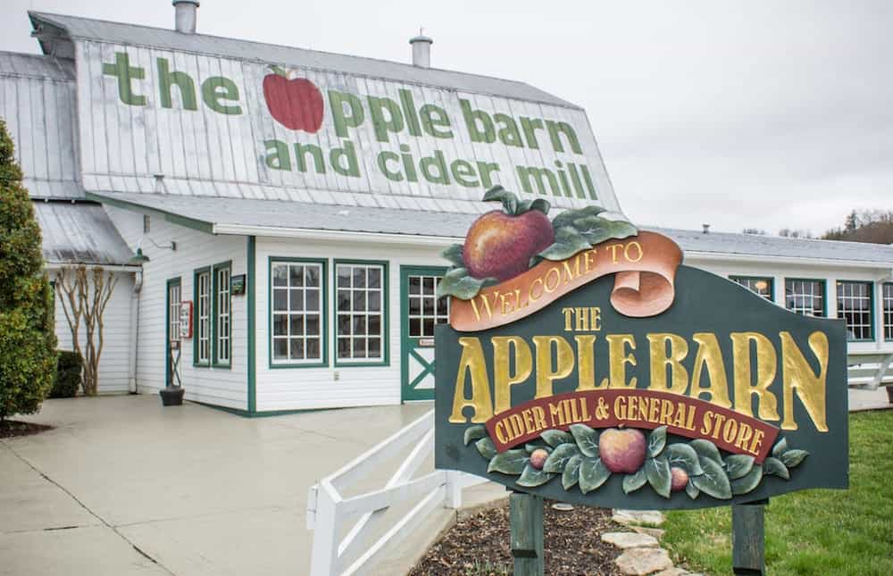Apple Barn Cider Mill and General Store